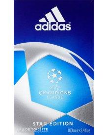 Adidas UEFA Champions League Star Edition Woda toaletowa w naturalnym sprayu dla mężczyzn 100 ml