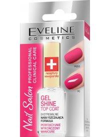 Eveline Nail Salon lakier-żel nabłyszczający Clinical Care 12ml