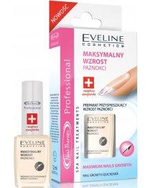 Eveline Nail Therapy lakier odżywka przyspieszająca wzrost paznokcia 12ml