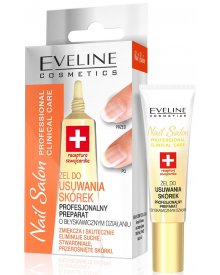 Eveline Nail Salon żel do usuwania skórek 10ml