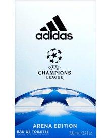 Adidas UEFA Champions League Arena Edition Woda toaletowa w naturalnym sprayu dla mężczyzn 100 ml
