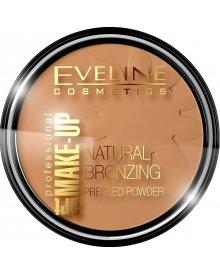 Eveline Art Professional Make Up puder brązujący matowy nr 51 9g