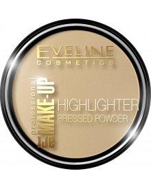 Eveline Art Professional Make Up puder rozświetlający prasowany nr 53 Pearl 14g