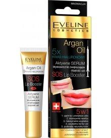 Eveline serum błyskawicznie powiększające usta SOS Lip Booster 12ml