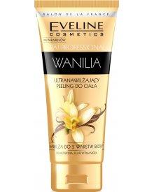 Eveline Spa Professional peeling do ciała ultranawilżający Wanilia 200ml