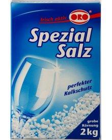 ORO Sól specjalna do zmywarek granulowana 2kg
