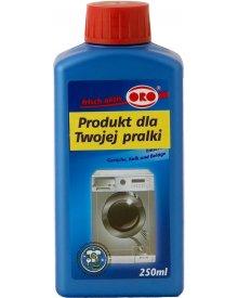 ORO Płyn do mycia czyszczenia i pielęgnacji pralek 250ml