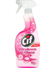 Cif Windows & Glass Floral Spray do szyb i szkła 750 ml