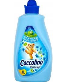Coccolino Blue Splash Płyn do płukania tkanin koncentrat 2 l (57 prań)