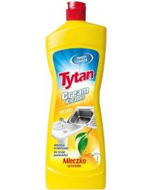 TYTAN mleczko do czyszczenia cytrynka 900g
