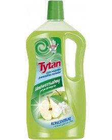 TYTAN uniwersalny płyn do mycia zielone jabłuszko koncentrat 1kg