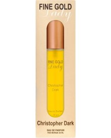Christopher Dark Woman Fine Gold Lady woda perfumowana 20ml