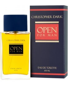 Christopher Dark Men Open woda toaletowa 100ml