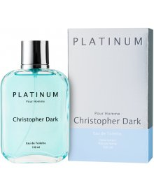 Christopher Dark Men Platinum woda toaletowa 100ml