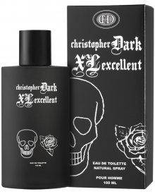 Christopher Dark Men XL Excellent woda toaletowa 100ml