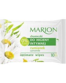 Marion chusteczki do higieny intymnej Rumianek 10szt.