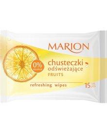 Marion chusteczki odświeżające Fruits 15szt.