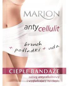 Marion Antycellulit Ciepłe bandaże - zabieg antycellulitowy na ciało 2szt.