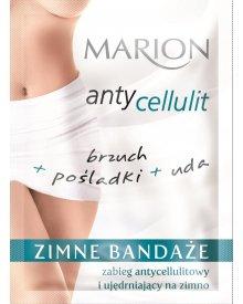 Marion Antycellulit Zimne bandaże - zabieg antycellulitowy na ciało 2szt.