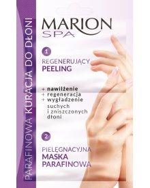 Marion Spa parafinowa kuracja do dłoni 5g+6ml