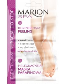 Marion Spa Parafinowa kuracja do stóp 6,5g+6ml