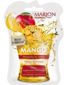 Marion Fit & Fresh maseczka do twarzy cera podrażniona Mango 7,5ml