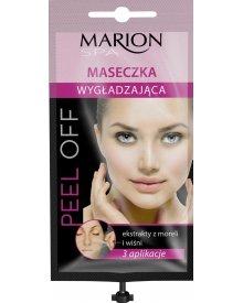 Marion Spa maseczka Peel Off wygładzająca Morela i Wiśnia 18ml