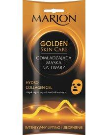 Marion Golden Skin Care maska na twarz odmładzająca
