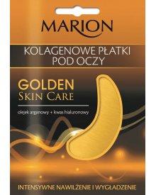 Marion Golden Skin Care płatki pod oczy kolagenowe 2szt.
