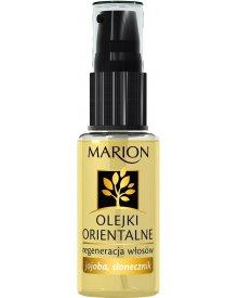 Marion Olejki Orientalne olejek regeneracja włosów Jojoba i Słonecznik 30ml