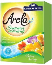 General Fresh Arola elektryczny odświeżacz powietrza Letnie Kwiaty 25ml