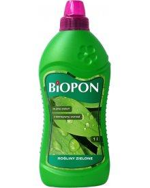 BIOPON nawóz do roślin zielonych płyn 1l