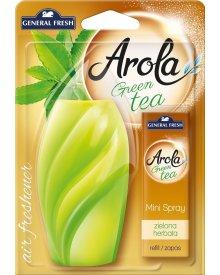 General Fresh Arola mini odświeżacz powietrza Zielona Herbata 15ml
