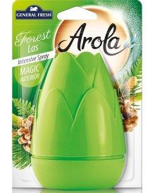 General Fresh Arola odświeżacz powietrza w sprayu Magiczna Szyszka Leśny 40ml