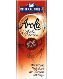 General Fresh Arola wkład do odświeżacza w sprayu Magiczna Szyszka Antytabak 40ml
