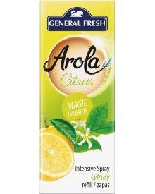General Fresh Arola wkład do odświeżacza spray Magiczna Szyszka Cytryna 40ml