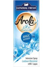 General Fresh Arola wkład do odświeżacza spray Magiczna Szyszka Lodowe Marzenie 40ml