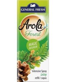 General Fresh Arola wkład do odświeżacza spray Magiczna Szyszka Leśny 40ml