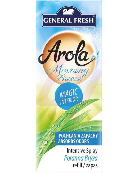 General Fresh Arola wkład do odświeżacza spray Magiczna Szyszka Morska Bryza 40ml