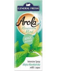 General Fresh Arola wkład do odświeżacza spray Magiczna Szyszka Mięta Marokańska 40ml