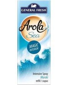 General Fresh Arola wkład do odświeżacza spray Magiczna Szyszka Morski 40ml