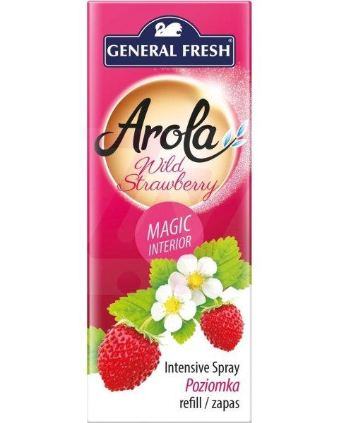 General Fresh Arola wkład do odświeżacza spray Magiczna Szyszka Poziomka 40ml