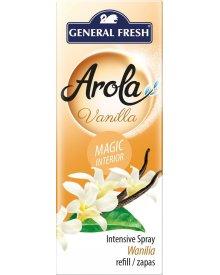 General Fresh Arola wkład do odświeżacza spray Magiczna Szyszka Wanilia 40ml