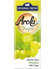 General Fresh Arola wkład do odświeżacza spray Magiczna Szyszka Winogrono 40ml