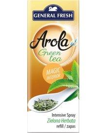 General Fresh Arola wkład do odświeżacza spray Magiczna Szyszka Zielona Herbata 40ml