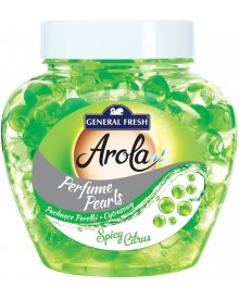 General Fresh Arola perełki zapachowe do szafy Cytrusy