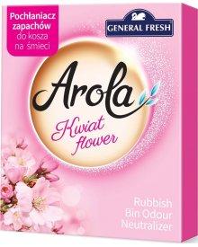 General Fresh Arola pochłaniacz zapachów do kosza na śmieci Kwiatowy