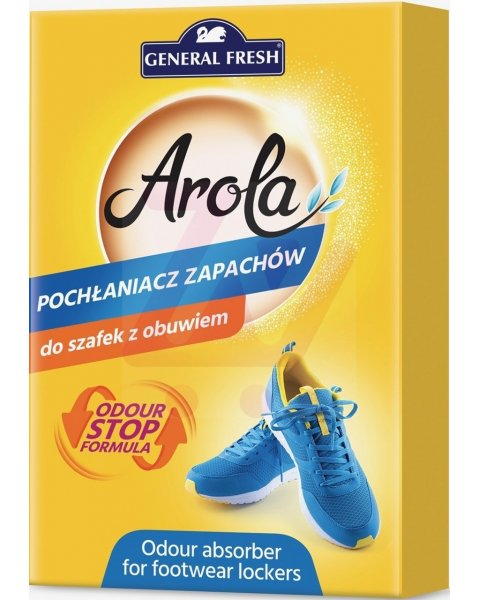 General Fresh Arola pochłaniacz zapachów do szafek na buty