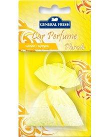 General Fresh Car Perfume odświeżacz powietrza do samochodu perełki Cytryna