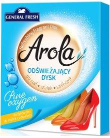 General Fresh Arola dysk odświeżający do szafy Pure Oxygen